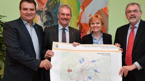 U-Bahn-Verlängerung nach NÖ: Untersuchungen sind angelaufen