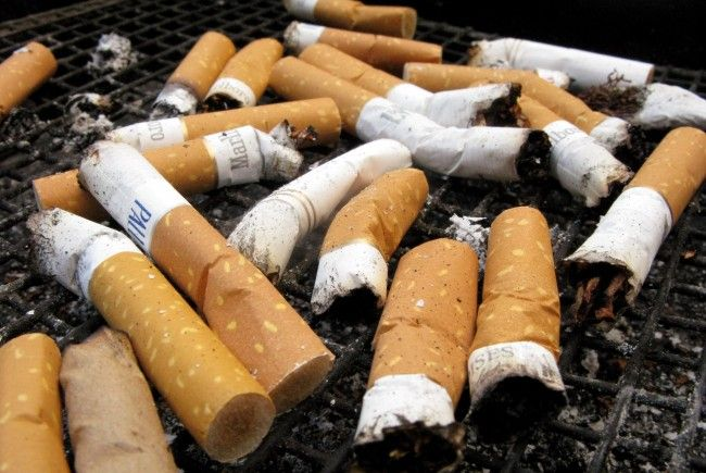 In der Josefstadt setzt sich eine Initiative für Nichtraucher-Lokale ein.