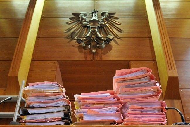 Das Betrügerpaar stand am Freitag vor Gericht in Wien.