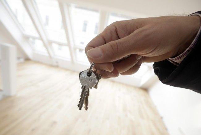 Die Immobilienpreise werden laut Remax auch 2018 weiter steigen.