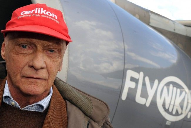Die Airline Niki geht zurück an ihren Gründer Niki Lauda.