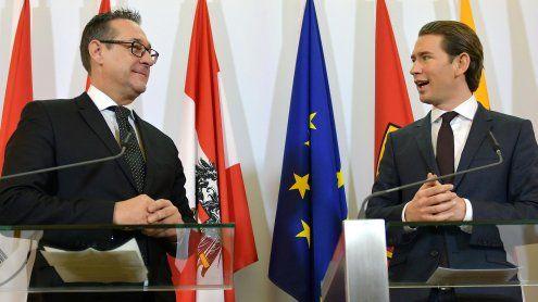 """Nach """"Maischberger"""" verteidigt Kurz FPÖ-Koalition auch im ZDF"""