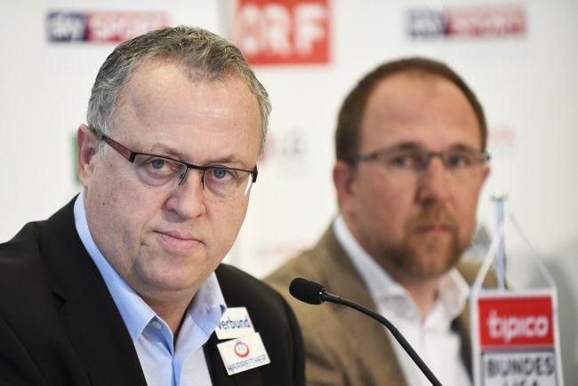 Wohlfahrt bleibt weiter Sportdirektor der Wiener Austria.