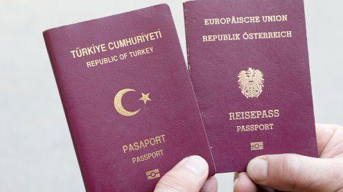 Doppelstaatsbürgerschaften:30 Aberkennungen österreichweit