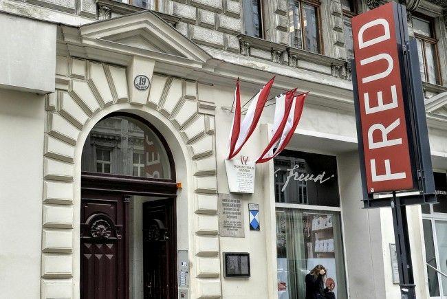 Mehr als 106.000 Personen besuchten 2017 das Sigmund Freud Museum.