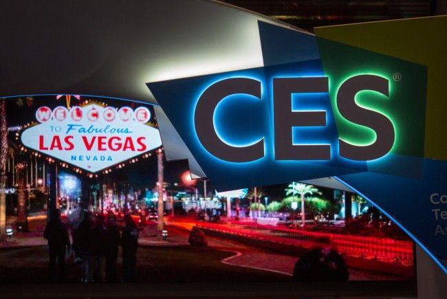 Jeder Jahr im Jänner findet die CES in Las Vegas statt.