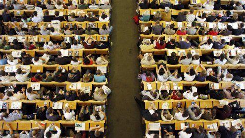 Studiengebühren für berufstätige Studenten: Kritik von AK Wien