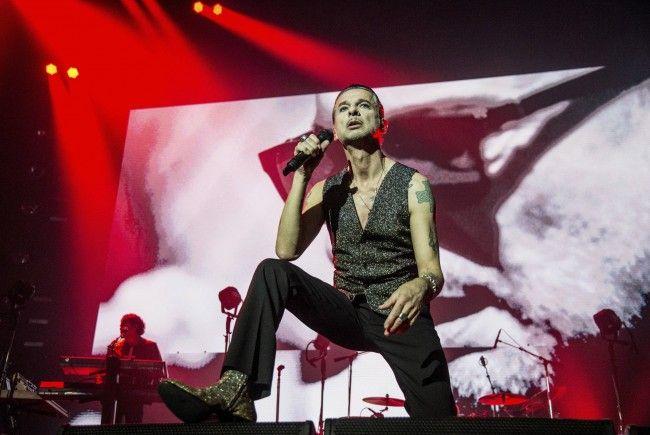 Depeche Mode sind das große Zugpferde für das OpenAir St. Gallen