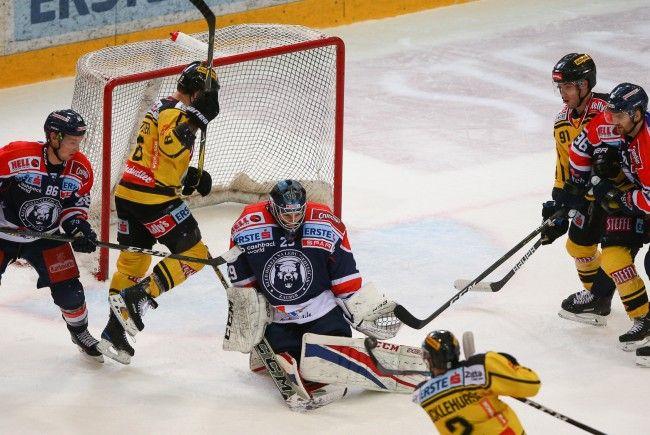 Die Vienna Capitals sicherten sich Platz eins.