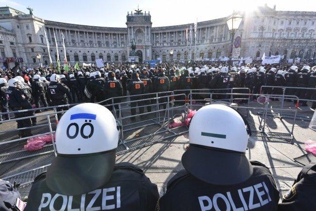 Am Samstag wird eine Großdemonstration gegen die Regierung in Wien stattfinden