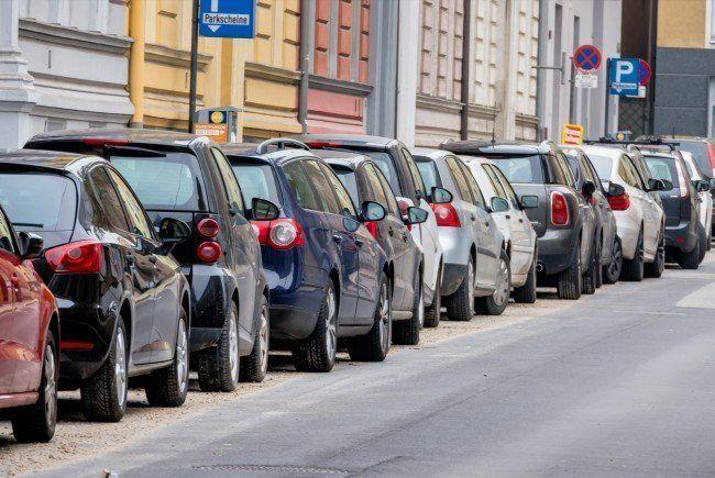 Die Bewohner der Wiener City können am Montag über die Öffnung der Anrainerparkplätze entscheiden.