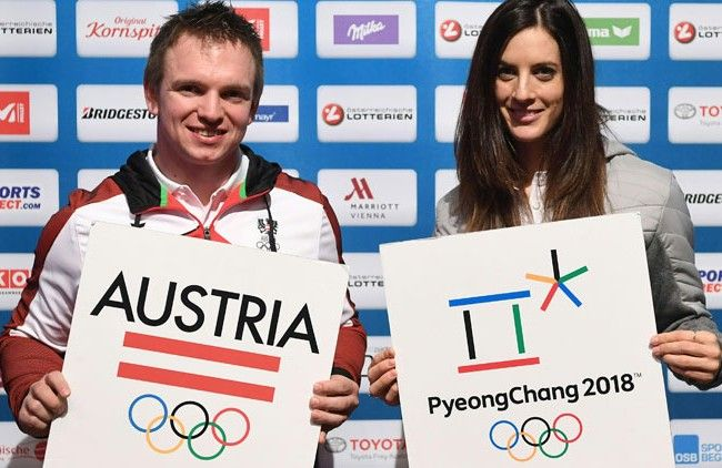 Die XXIII. Olympischen Winterspiele in Pyeongchang