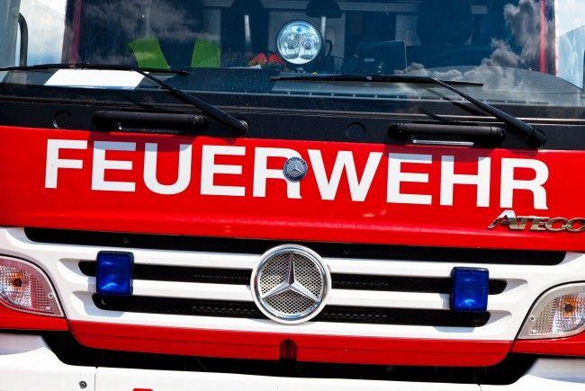 Eine vergessene Kerze führte zu einem Brand in Wien-Wieden