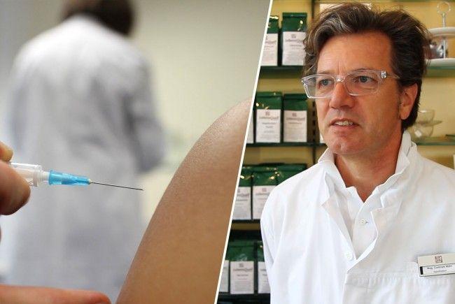 Vierfachimpfstoff ist in Österreich bereits vergriffen.
