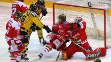 HCB Südtirol bezwang Vienna Capitals in Wien