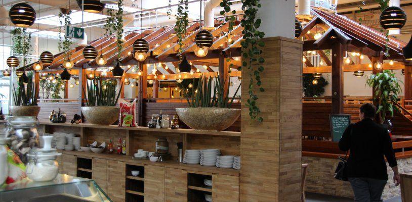 Restaurant Watertuinin Wien Simmering: Schnellfresstempel für Anspruchslose