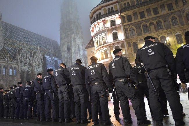 Die Sicherheitsmaßnahmen um den Wiener Akademikerball werden verstärkt.