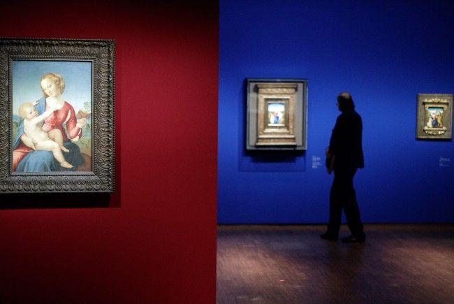 Für die letzten beiden Tage der Raffael-Ausstellung werden die Öffnungszeiten verlängert.