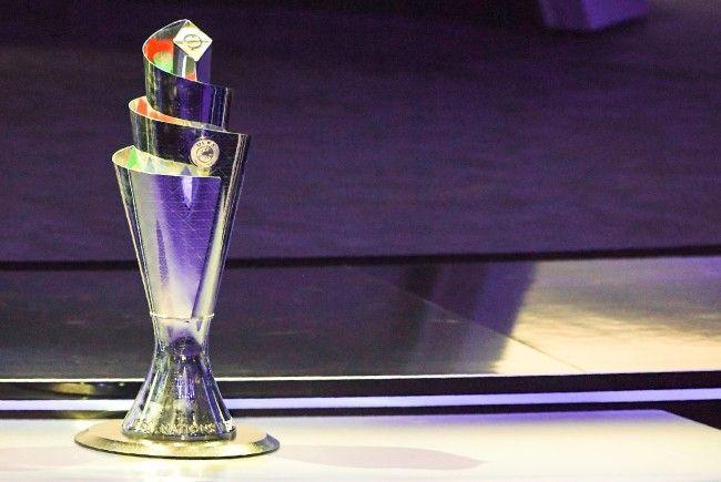 Die Auslosung der Nations League fand am Mittwoch statt.