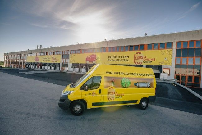 Im Billa-Logisitkzentrum sind 90 Personen auf einer Fläche von 7.250 Quadratmetern beschäftigt.