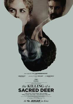 The Killing of a Sacred Deer – Trailer und Kritik zum Film