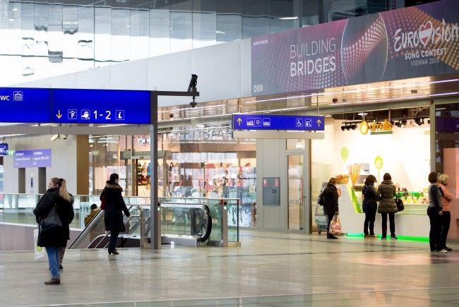 Seriendiebe wurden von der Wiener Polizei am Hauptbahnhof geschnappt.