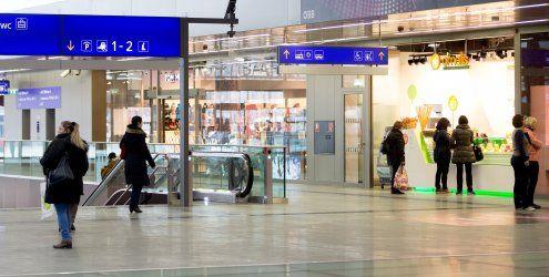 Seriendiebe stahlen Lebensmittel und Schmuck am Haupbahnhof