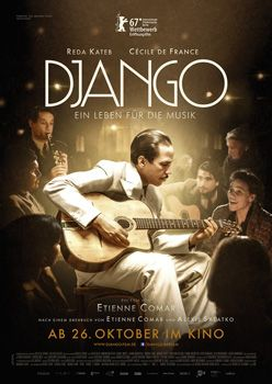 Django – Ein Leben für die Musik – Trailer und Kritik zum Film