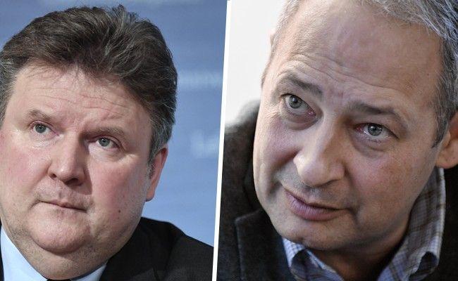 SPÖ Wien: Zwei Kandidaten für Vorsitz fixiert