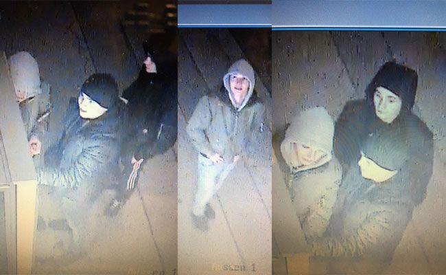 Nach diesen drei Männern fahndet die Wiener Polizei.