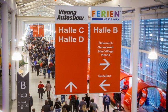 153.000 Besucher schauten beim Messe-Duo in Wien vorbei.