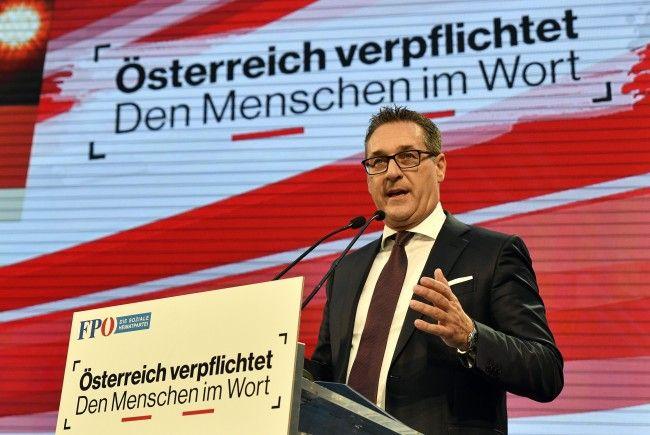 FPÖ mit Neujahrstreffen in Vösendorf.