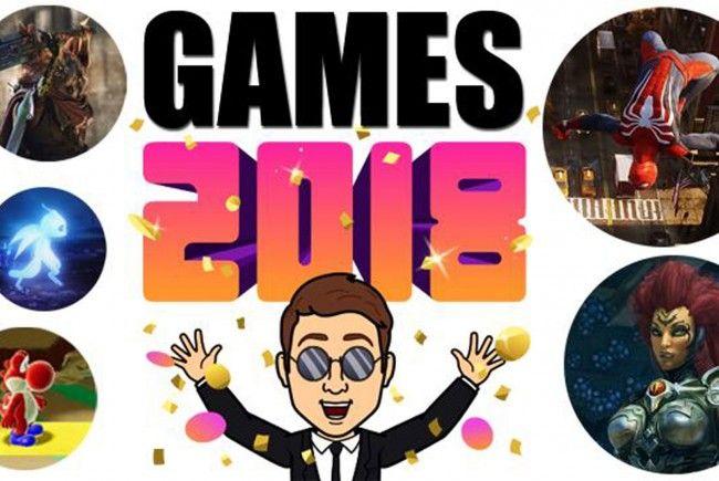 Das sind die spannendsten Games 2018!