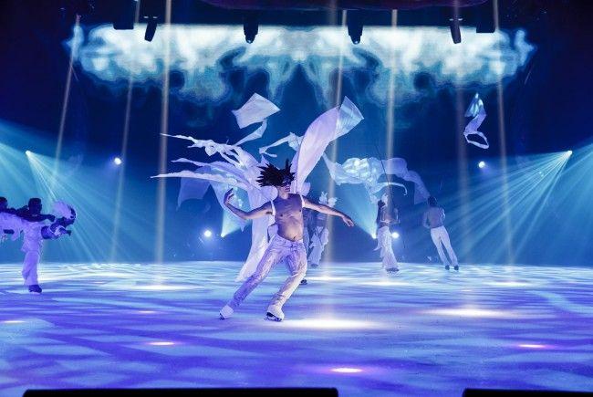 """Holiday on Ice kommt mit der Show """"Time"""" nach Wien."""
