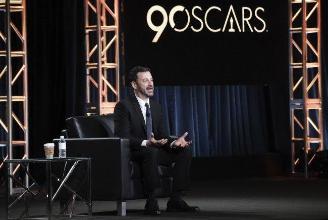 Jimmy Kimmel zur Oscar-Panne im Vorjahr.