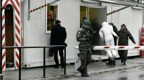 Rekrut starb durch Kopfschuss: Tat wird von Polizei rekonstruiert