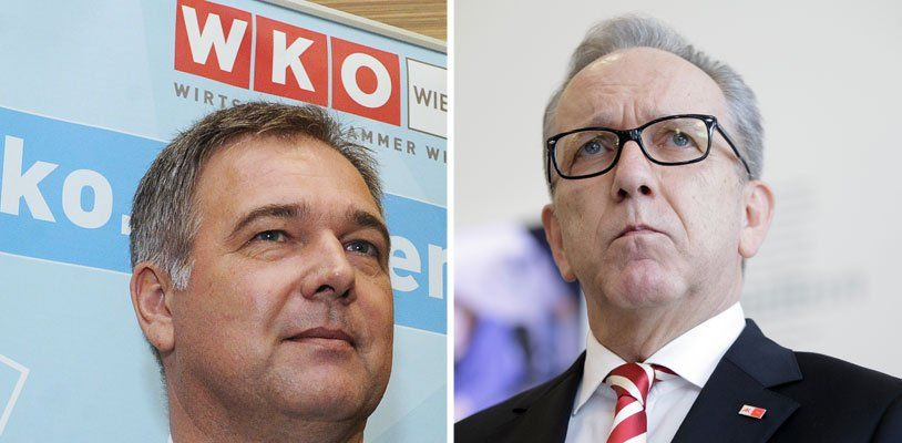 AK und Wirtschaftskammer fordern gemeinsam Ausbau der Wiener S-Bahn