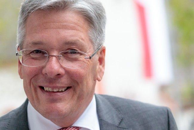 Kärntens SPÖ-Spitzenkandidat Peter Kaiser geht optimistisch in die Landtagswahl.