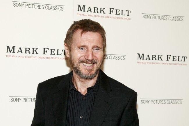 Schauspieler Liam Neeson meldet sich zur #MeToo-Debatte zu Wort.