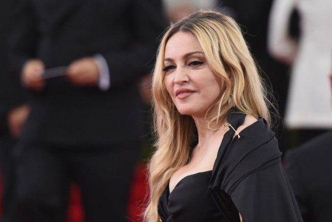 Was ist denn mit Madonna los?