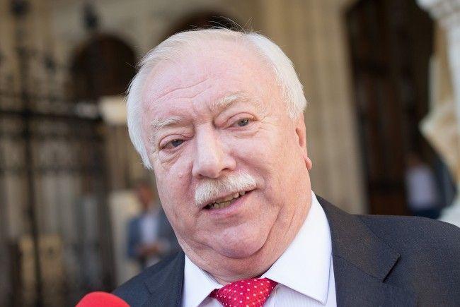 Michael Häupl blickt auf Vierteljahrhundert als Vorsitzender der Wiener SPÖ zurück.