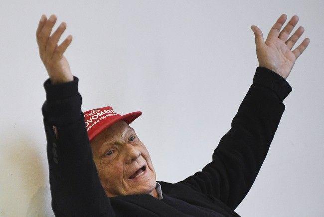 Lauda bezahlt insgesamt knapp 47 Millionen für Airline Niki