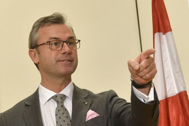 Norbert Hofer hat nun einen Pressesprecher.