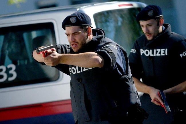 Die Polizei in Wien-Meidling ist mit dem Jahr 2017 zufrieden.