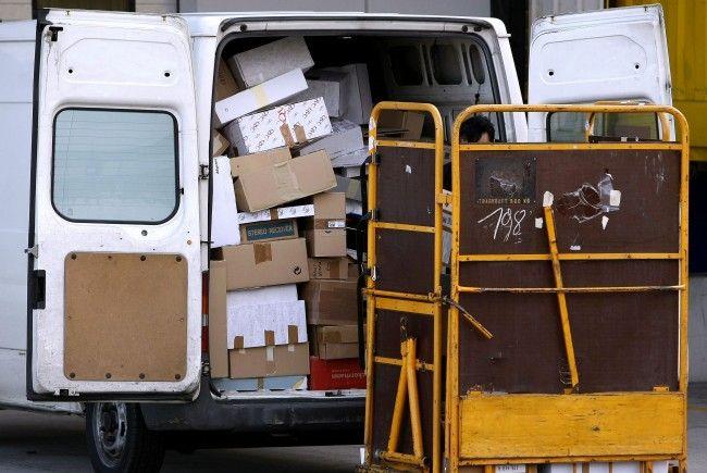 Die Österreichische Post verschickte 2017 so viele Pakete wie nie zuvor.