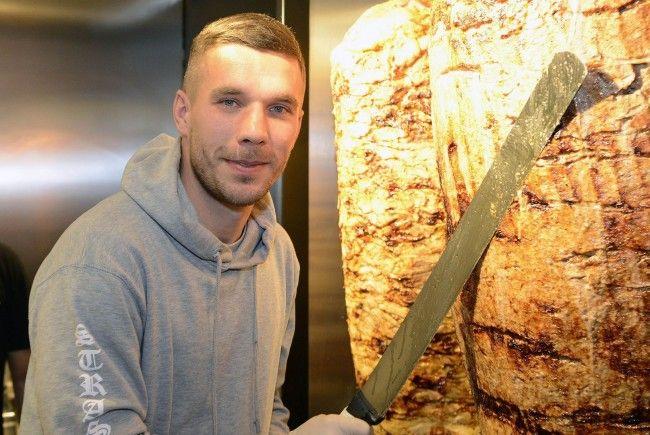 Darum eröffnet Lukas Podolski eigenen Imbiss