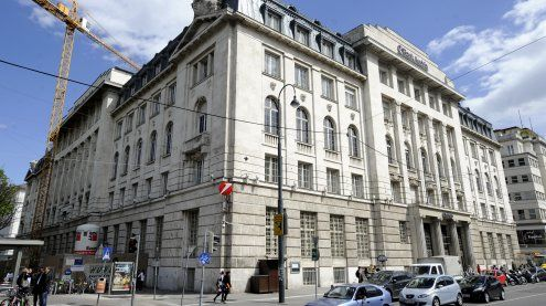 Schottentor: Supermarkt und Büros für Bank-Austria-Gebäude