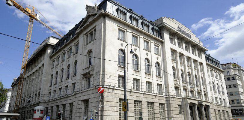 Wiener Schottentor: Supermarkt und Büros kommen ins Bank-Austria-Gebäude