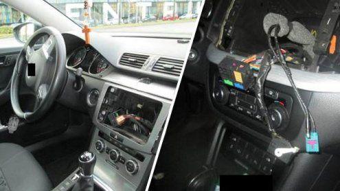 Serien-Auto-Einbrecher ertappt: Für 230 Einbrüche verantwortlich