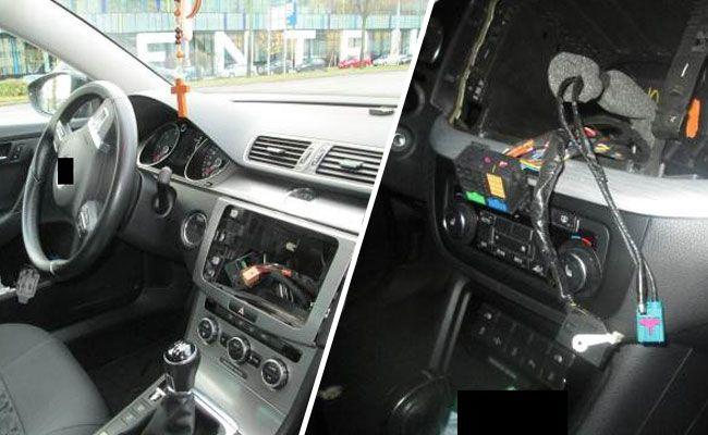 Dem LKA Wien gelang es, einen Serien-Auto-Einbrecher zu schnappen.